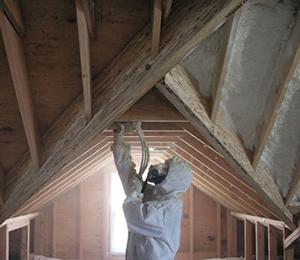 attic insulation & Attic Insulation MI | Foam Insulation Kits and Cans | Foam Spray MI